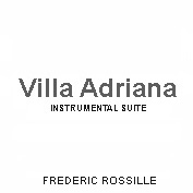 [this is the jacket of the record 'Villa Adriana']